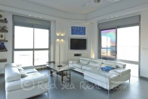 Luxury Penthouse By The Sea Eilat